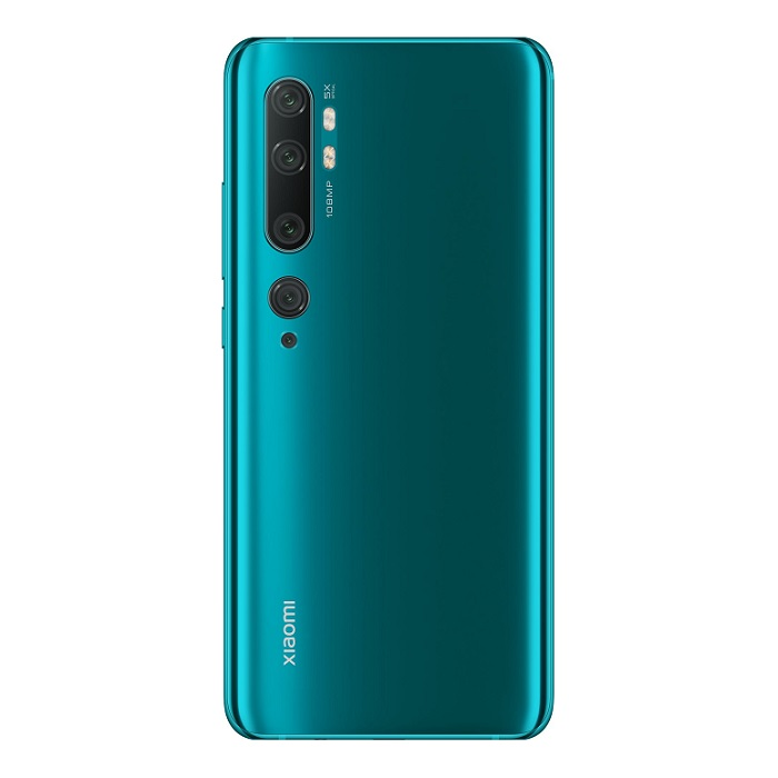 Смартфон Xiaomi Mi Note 10 6/128Gb зеленый Global Version