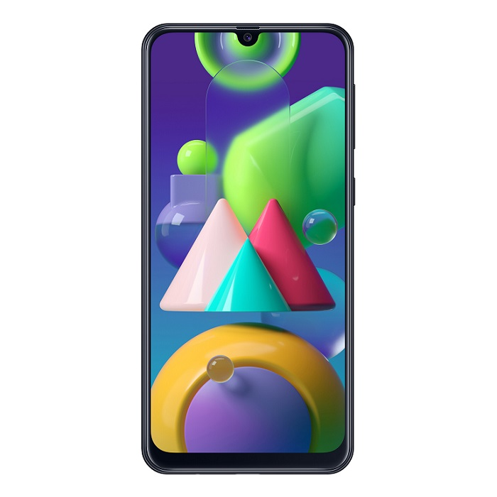 Смартфон Samsung Galaxy M21 4/64Gb черный RU