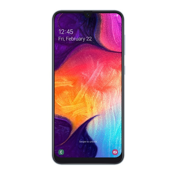 Смартфон Samsung Galaxy A50 SM-A505F/DS 4/128Gb белый
