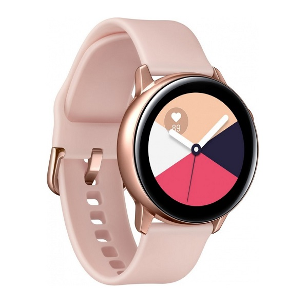 Смарт-часы Samsung Galaxy Watch Active SM-R500, нежная пудра