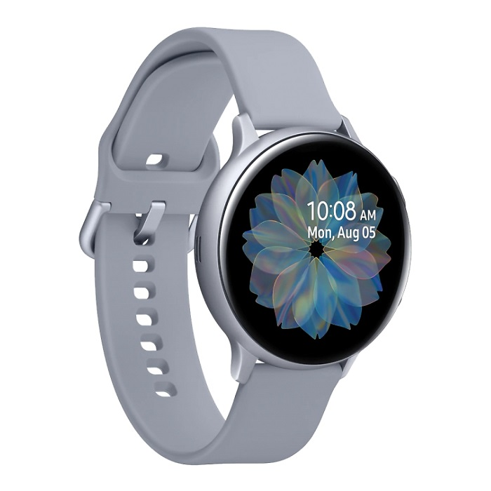 Смарт-часы Samsung Galaxy Watch Active2 алюминий 44мм арктика