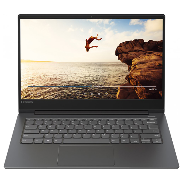 "Ноутбук Lenovo IdeaPad 530S-14ARR 81H10015RU, AMD Ryzen 3 2200U/8Gb/SSD128Gb/Vega3/14"" FHD IPS/Windows10/черный"